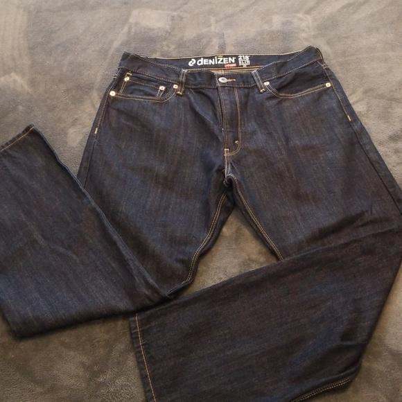 c8cfc3391d4 Levi's Jeans   Nwot Levis Denizen 218 Slim Straight 36x30   Poshmark